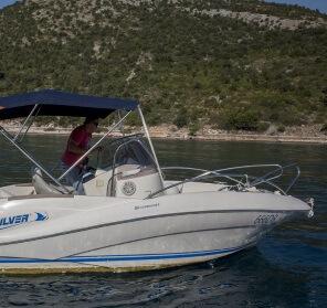 quicksilver boat speedboat
